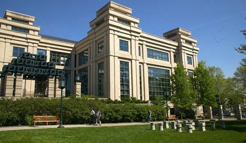 20. Henry B. Tippie College of Business, University of Iowa, USA