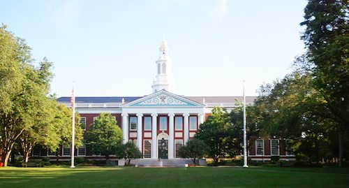 3. Harvard Business School, Harvard University, Boston, USA
