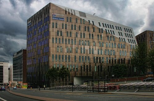 31. Newcastle University Business School, Newcastle, U.K.