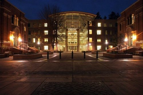 47. Lillis Business Complex, University of Oregon, USA