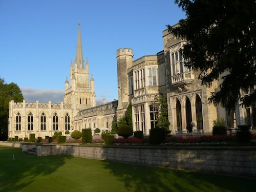 9. Ashridge Business School, Hertfordshire, U.K.