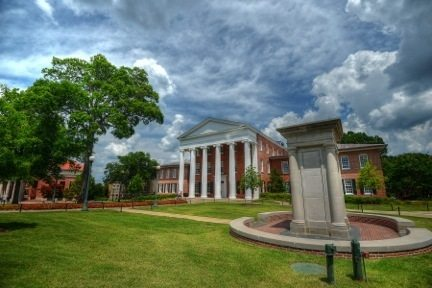 Univ of Mississippi