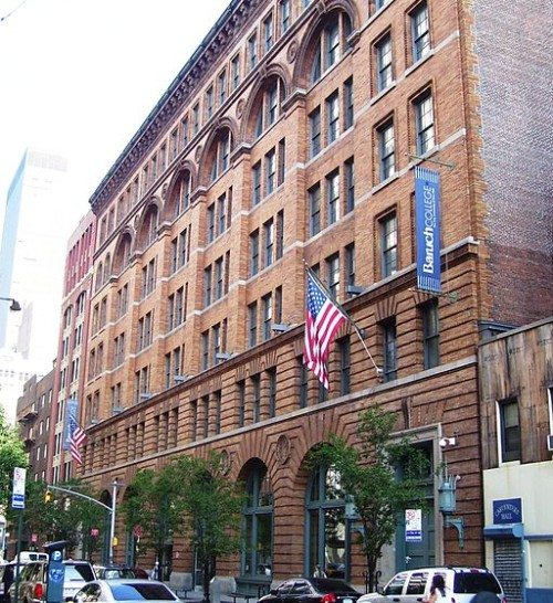 CUNY Baruch_College_wiki