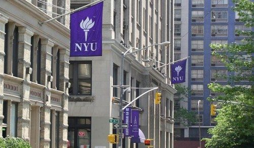 New York University from website