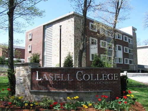 Lasell College wiki