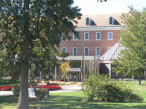 University of Maryland University College from website