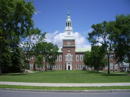 Dartmouth College wiki