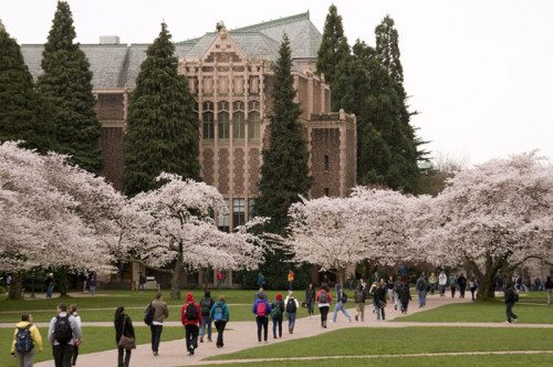 University of Washington from website
