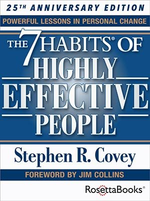 09 7 Habits of Highly Effective People Powerful Lessons in Personal Change