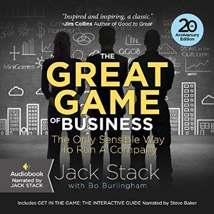 19 The Great Game of Business