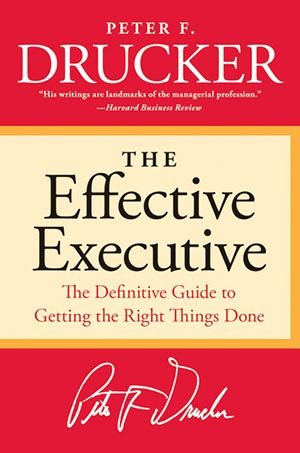 25 The Effective Executive