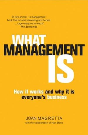 41 What Management Is