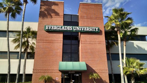 Everglades University from website