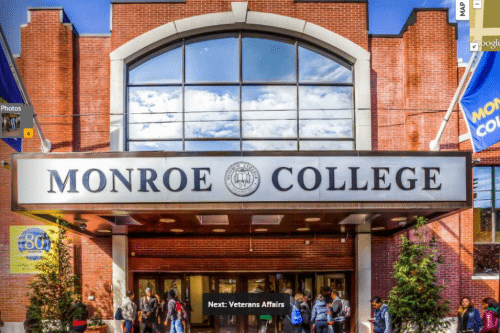 Monroe College from website