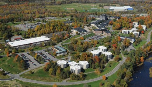 SUNY College of Technology—​Canton from website
