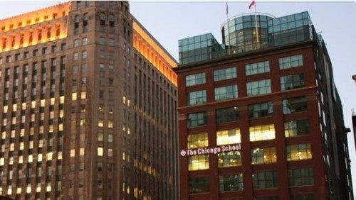 Chicago School of Professional Psychology from website