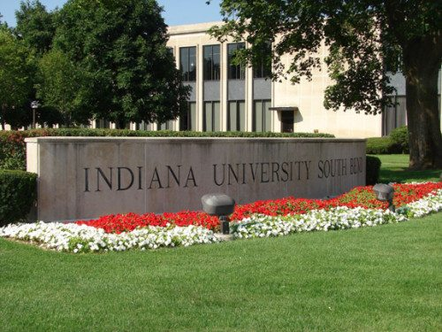 Indiana University South Bend from website