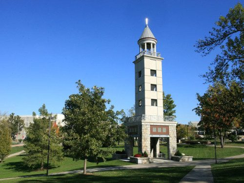 University of Central Missouri from website