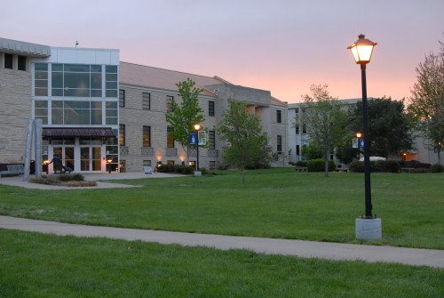 Washburn University from website