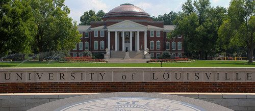 university of louisville from website
