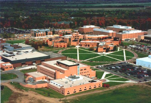 Wright State University from website