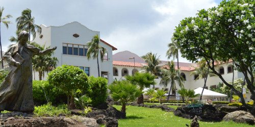 Chaminade University of Honolulu from website