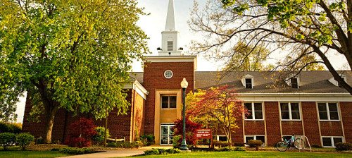 Grace College and Theological Seminary from website