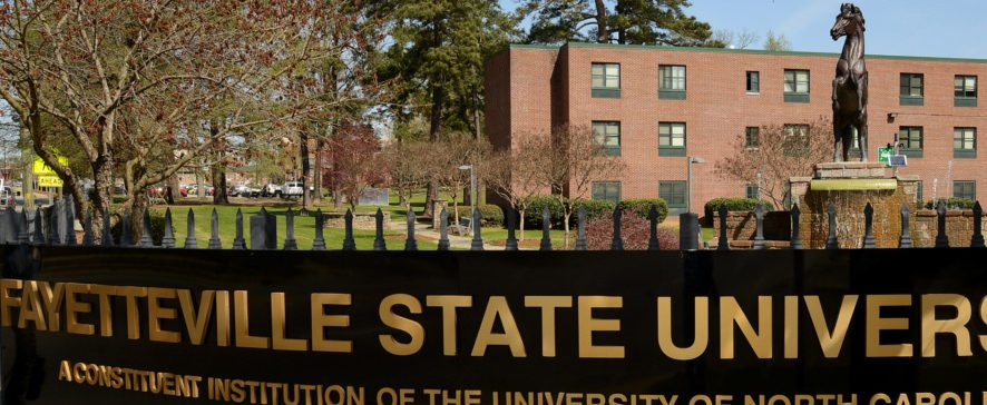 Fayetteville State University from website