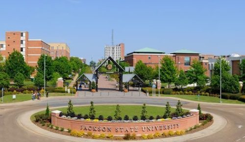 Jackson State University from website