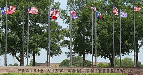 Prairie View A&M University from website