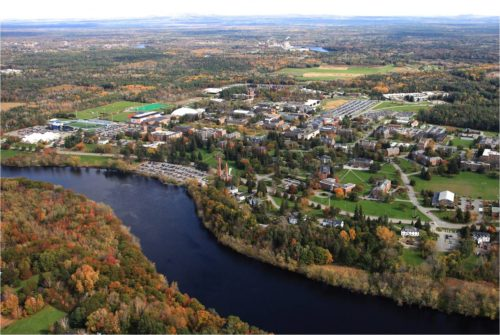 University of Maine from website