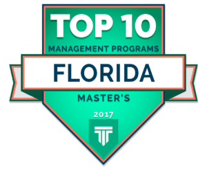 TOP 10 MASTER'S IN MANAGEMENT PROGRAMS IN FLORIDA 2017