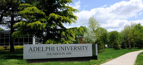 Top 25 undergraduate business schools in new york 2017 for Adelphi university garden city